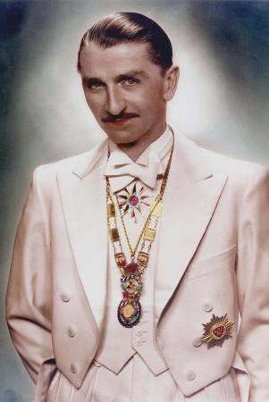 Fasching 1952: Ludwig I., 1. Faschingsprinz der Nachkriegszeit.