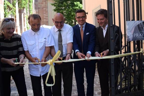 Am 24. Juni wurde der kleine Markt, der allerlei regionale (Bio-)Spezialitäten anbietet, feierlich eröffnet.