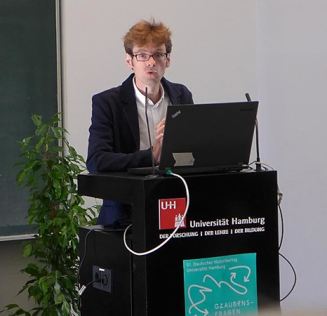 Kim Christian Priemel, Associate Professor der Universität Oslo.